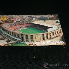 Coleccionismo deportivo: POSTAL ESTADIO F. C. BARCELONA 1997. Lote 16297705