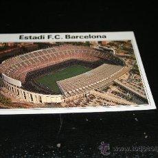 Coleccionismo deportivo: POSTAL ESTADIO F. C. BARCELONA 1997. Lote 16297771