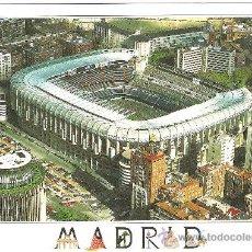 Coleccionismo deportivo: POSTAL ESTADIO DE FUTBOL SANTIAGO BERNABEU.REAL MADRID. Lote 26793110