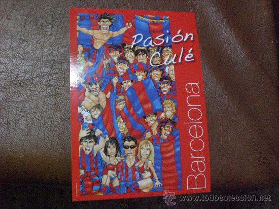 POSTAL F C BARCELONA (Coleccionismo Deportivo - Postales de Deportes - Fútbol)