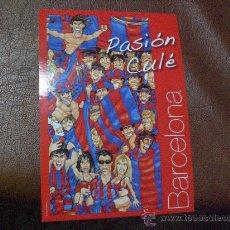 Coleccionismo deportivo: POSTAL F C BARCELONA. Lote 24032182