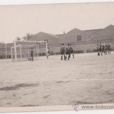 Coleccionismo deportivo: FOTOGRAFIA PARTIDO DE FUTBOL. Lote 20444978