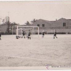 Coleccionismo deportivo: FOTOGRAFIA PARTIDO DE FUTBOL. Lote 20444997