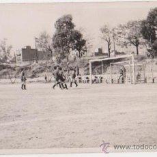 Coleccionismo deportivo: FOTOGRAFIA PARTIDO DE FUTBOL. Lote 20445015