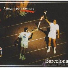 Coleccionismo deportivo: COLECCION OLIMPICA BARCELONA 92 CEREMONIA DE INAGURACION,EDITA FOTOS JULIAN FOTO ALBERT SAGRERA. Lote 20918699