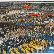Coleccionismo deportivo: COLECCION OLIMPICA BARCELONA 92 CEREMONIA DE INAGURACION,EDITA FOTOS JULIAN FOTO JOSE COROMINAS. Lote 20918886