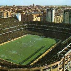 Coleccionismo deportivo: POSTAL DEL CAMPO DE FUTBOL MADRID. CAMPO DE DEPORTES. GARCIA GARRABELLA. Nº 134 BERNABEU. REAL. Lote 22542396