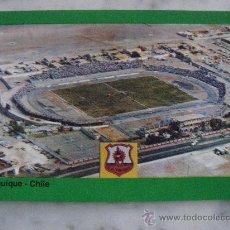 Collectionnisme sportif: CAMPO DE FUTBOL,ESTADIO MUNICIPAL CAVANCHA.CLUB DEPORTES IQUIQUE,CHILE.. Lote 22713500