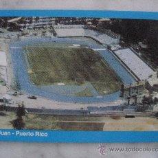 Coleccionismo deportivo: CAMPO DE FUTBOL,ESTADIO SIXTO ESCOBAR.SAN JUAN,PUERTO RICO.. Lote 22713518