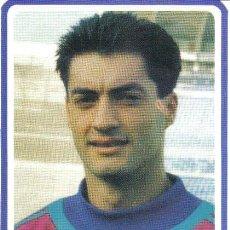 Coleccionismo deportivo: CALENDARIO DE 1994 DE VITOR BAIA CON EL OPORTO - GOLY. Lote 22815992