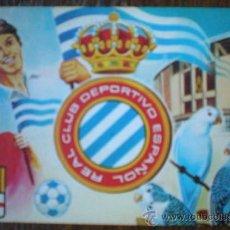Coleccionismo deportivo: ESPAÑOL F.C.-1978. Lote 26530775