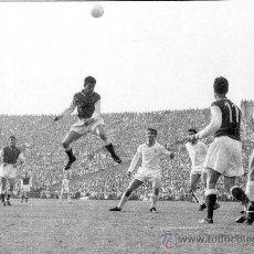 Coleccionismo deportivo: REAL MADRID STUTTGART FINAL COPA EUROPA. Lote 23348094