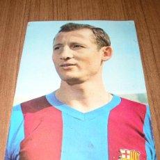 Coleccionismo deportivo: POSTAL F.C BARCELONA BARÇA C.F GALLEGO . Lote 26397620