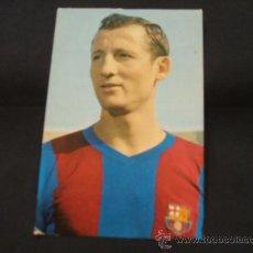 Coleccionismo deportivo: C.F. BARCELONA - GALLEGO - FOTO: SEGUÍ - . Lote 26386039