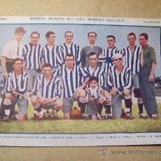 Coleccionismo deportivo: 1926 FOOTBALL FUTBOL ARGENTINA - CLUB SPORTIVO BALCARCE. Lote 26672340
