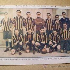 Coleccionismo deportivo: 1926 FOOTBALL FUTBOL ARGENTINA - CLUB ATLANTA. Lote 26672341