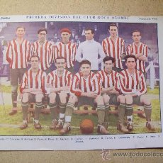 Coleccionismo deportivo: 1926 FOOTBALL FUTBOL ARGENTINA - CLUB BOCA ALUMNI. Lote 26672347