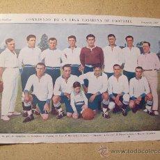 Coleccionismo deportivo: 1927 FOOTBALL FUTBOL ARGENTINA - LIGA DE ROSARIO. JOE STECHER. Lote 26693823