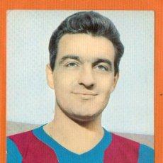Coleccionismo deportivo: VERGES - F. C. BARCELONA - Nº 35 FOTO SEGUI - POSTAL OSCARCOLOR. Lote 27190302