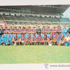 Coleccionismo deportivo: FOTO - POSTAL DEL FUTBOL CLUB BARCELONA, TEMPORADA 1973-74 - FOTO: SEGUI. Lote 28600962