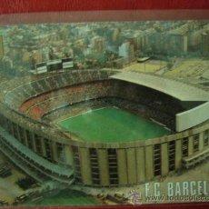 Coleccionismo deportivo: ESTADIO DE FUTBOL. C.F. BARCELONA. Nº 506. ESCUDO DE ORO.. Lote 28889296