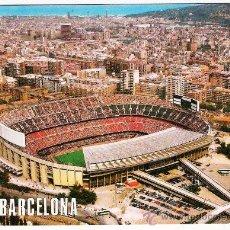 Coleccionismo deportivo: POSTAL DEL CAMP NOU. Lote 28947471