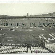 Coleccionismo deportivo: (PS-25431)POSTAL CAMPO DE FUTBOL CIUDAD UNIVERSITARIA DE MEXICO. Lote 29527068