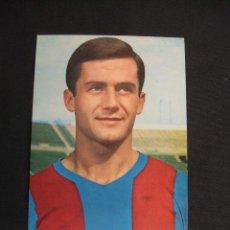 Coleccionismo deportivo: POSTAL C.F. BARCELONA - TORRES - FOTO: SEGUÍ - . Lote 29595111