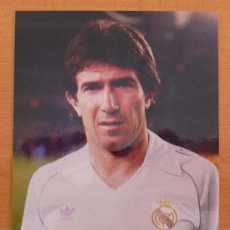 Coleccionismo deportivo: REAL MADRID - JUANITO - FOTO/POSTAL TAMAÑO 15X21. Lote 32694347