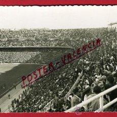 Coleccionismo deportivo: POSTAL FUTBOL , CAMPO ESTADIO CHAMARTIN , REAL MADRID, ORIGINAL ,P66744. Lote 30071641