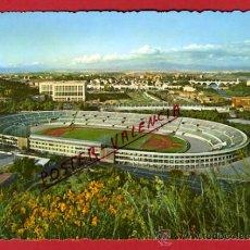 Coleccionismo deportivo: POSTAL FUTBOL , CAMPO ESTADIO OLIMPICO DE ROMA , ITALIA , ORIGINAL ,P66764. Lote 30072013