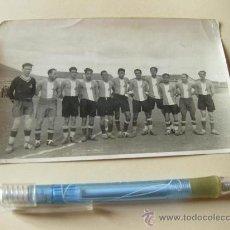 Coleccionismo deportivo: FOTOGRAFIA DE ALGUN EQUIPO MADRILEÑO DE LOS AÑOS 20. Lote 30144810
