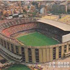 Coleccionismo deportivo: POSTAL ESTADIO C.F. BARCELONA . Lote 30390549