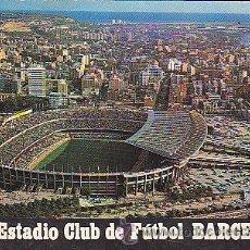 Coleccionismo deportivo: POSTAL ESTADIO C.F. BARCELONA . Lote 30390554