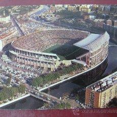 Coleccionismo deportivo: MADRID - ESTADIO DE FUTBOL VICENTE CALDERON. ATLETICO DE MADRID. Lote 30547981
