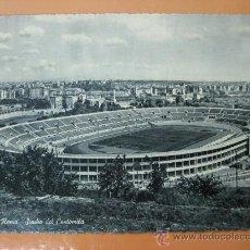 Coleccionismo deportivo: ESTADIO FUTBOL, ROMA, STADIO DEI CENTOMILA - AÑOS 1960. Lote 30699011