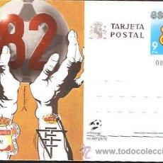 Coleccionismo deportivo: POSTAL * FIFA 82 * . Lote 31812789