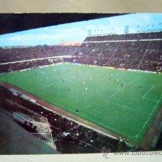 Coleccionismo deportivo: POSTAL, FOTO POSTAL, FUTBOL, CAMPO DE MESTALLA, VALENCIA, ERNESTO SOLER CATALA. Lote 32696936