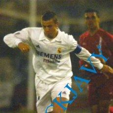 Coleccionismo deportivo: CROMO POSTAL FOTO GUTI 45 MAGIC BOX INT. PRODUCTO OFICIAL REAL MADRID. Lote 32731002