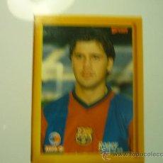 Coleccionismo deportivo: FOTO POSTAL ROGER C.F.BARCELONA. Lote 32868337