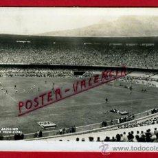 Coleccionismo deportivo: POSTAL FUTBOL, ESTADIO CAMPO RIO DE JANEIRO , BRASIL , VER FOTO ADICIONAL, ORIGINAL, P71432. Lote 33368493