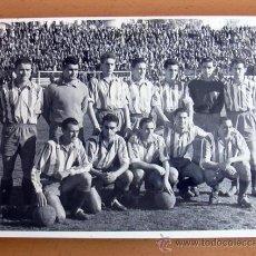 Coleccionismo deportivo: SPORTING DE GIJÓN - TEMPORADA 57-58 - FOTO TAMAÑO 24X17,5. Lote 33493574