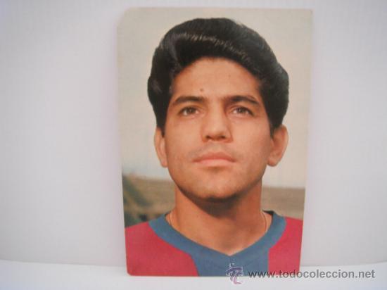 POSTAL DE SEMINARIO (C.F.BARCELONA). AÑO 1967.FOTO SEGUÍ. POSTAL OSCAR COLOR (Coleccionismo Deportivo - Postales de Deportes - Fútbol)