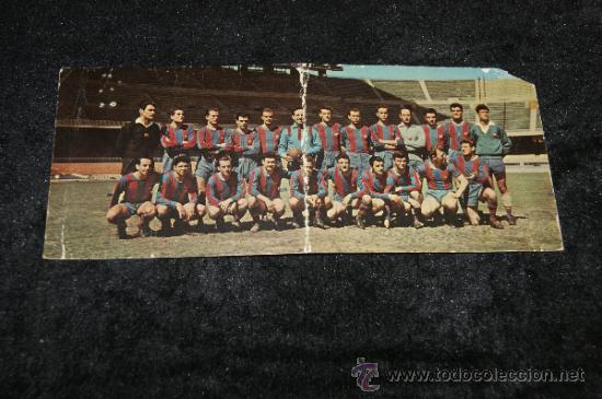 ANTIGUA POSTAL DE FUTBOL CLUB BARCELONA (Coleccionismo Deportivo - Postales de Deportes - Fútbol)