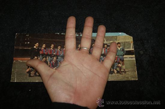 Coleccionismo deportivo: Antigua postal de Futbol Club Barcelona - Foto 8 - 34238483