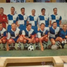 Coleccionismo deportivo: SABADEL POSTAL AÑO 1967 NUEVA. Lote 34282186