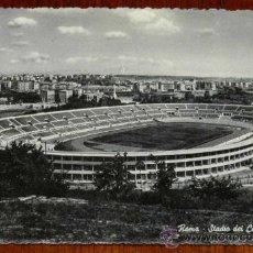 Coleccionismo deportivo: ANTIGUA FOTO POSTAL DE ESTADIO DEI CENTOMILA, ROMA, NO CIRCULADA.. Lote 34324221