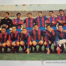 Coleccionismo deportivo: CF. BARCELONA 1967-68. POSTAL OSCAR COLOR.. Lote 34362982