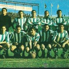 Coleccionismo deportivo: POSTAL FUTBOL, R.BETIS BALOMPIE, , POSTAL OSCAR COLOR, SIN CIRCULAR. Lote 34462403