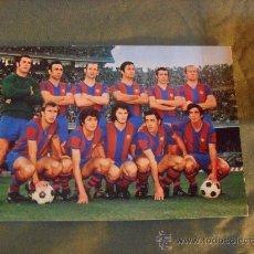 Coleccionismo deportivo: C.F. BARCELONA. FOTO SEGUI 1972. Lote 34464026